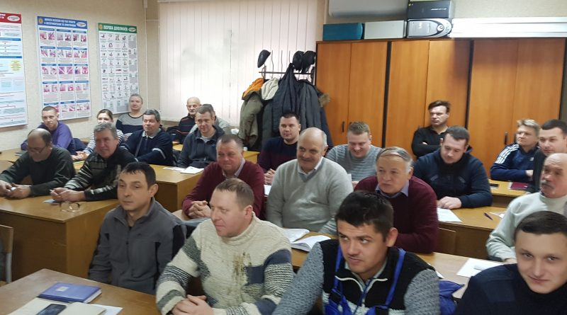 У Кременчуці пройшов семінар для власників атракціонної техніки