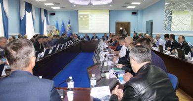 З нагоди Дня охорони праці на Полтавщині пройшла науково-практична конференція з охорони праці, промислової, пожежної та екологічної безпеки