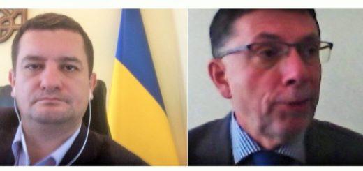 Досягнуто домовленості щодо початкових кроків в налагодженні співпраці між Держпраці та ISSA щодо можливості долучення України до концепції Vision Zero