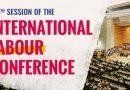 Голова Держпраці Роман Чернега бере участь у 108-й сесії Міжнародної конференції праці у Женеві
