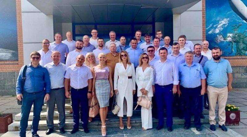 Відбулось засідання колегії Державної служби України з питань праці