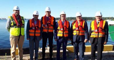 Роман Чернега відвідав Державну інспекцію з питань праці Литовської Республіки